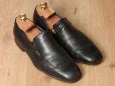 BALLY Schuhe Slipper schwarz Gr. 42, UK 8