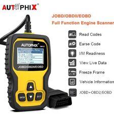 Auto OBD2 JOBD Code Reader Scanner O2 Sensor EVAP Engine Diagnostic Tool Scanner