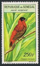 Senegal C29,hinged.Michel 242. Red bishop-franciscain,1963