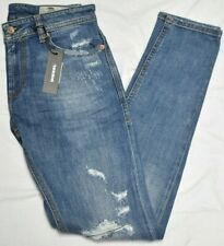 Diesel Jeans Men's 29x32 Thommer Slim Skinny Fit Distressed Stretch Denim Q076