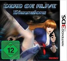 Nintendo 3DS Dead or Alive Dimensions Deutsch NEU