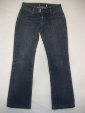 Womens Paper Denim & Cloth Jeans Freighter Boot Cut Size 26 Made in USA
