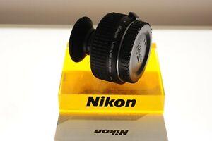 Nikon lens scope converter lens. MINT- condition. +manual. fantastic and rare!