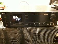 Sony TA -AV 570 INTEGRATED AV AMPLIFIER In Full Working Order