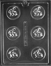 BUNNY RABBIT COOKIE Easter Chocolate Candy Mold LOP-E471