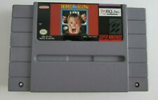 Home Alone Super Nintendo SNES Game Madei in Japan (I-1)