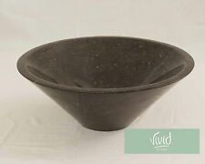 Marble Stone Bathroom basin by Vivid Stone 40cm Diameter 15cm High KLP-B