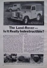 Rover & Land Rover Automobile Advertising Collectables