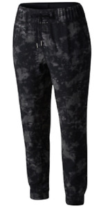 NEW Columbia Women's Emanating Light Wicking Ankle Pants Size Large $70 Retail