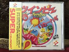 Sealed Twin Bee Returns for PC Engine Turbografx Turbo Duo