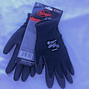 Memphis N9690S Ninja Ice Gloves Small Insulated Dual Shell HPT Coating 1 Pair