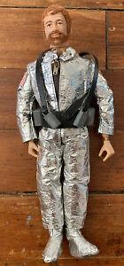 Vtg GI Joe Space Suit Spaceman Action Figure