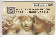FRANCE  TELECARTE / PHONECARD .. 120U F292a SC4 ST MECENE LQ 9N°R C2C140797 C20€