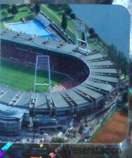Panini 121 BL Fussball 2006/07 Stadion Werder Bremen
