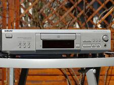 SONY CD-Player CDP-XE 530, silber matt, incl. Fernbedienung und  Audiokabel