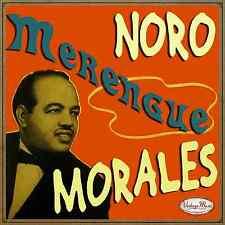 NORO MORALES iLatina CD #36 Orquesta Salsa Baile El Negrito del Batey Merengue