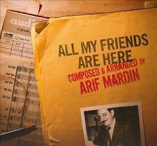 Arif Mardin NEW CD Bette Midler Barry Gibb Carly Simon Chaka Khan Willie Nelson