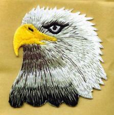 Adler Amercian Eagle  Aufnäher  Patch  Weißkopf-Seeadler Indianer