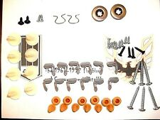 1978 -1981 Camaro Firebird Trans Am Door Panel installation Clip / Fastener kit