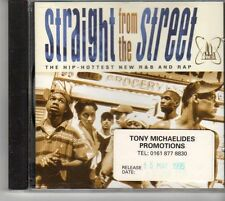 (EU680) Straight From The Street Volume 1, 13 tracks various artists - 1995 CD