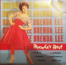 Brenda Lee Brenda's best (16 tracks) [CD]