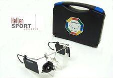 Occhiale KNOBLOCH professionale con accessori da tiro a segno K3