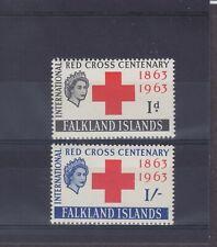 Falklands Island QEII SG 212/213 Mounted Mint