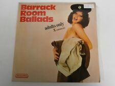 Adults Only - Barrack Room Ballads - LP