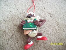 AVON CHRISTMAS  ORNAMENT, TAZMANIAN  DEVIL,   EXCLUSIVE  IN  ORIGINAL  BOX