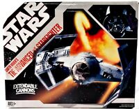 Hasbro Star Wars Darth Vader's TIE ADVANCED x1 STARFIGHTER Vehicle NIB e145