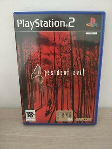Resident evil 4 ps2 ita!