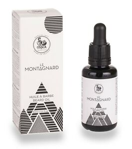 Beard Oil Le MONTAGNARD - Laboratoires Osma France - Essential Oil Fresh & Woody