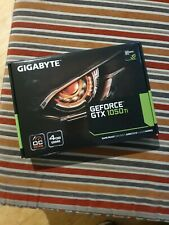 Gigabyte nVidia GeForce GTX 1050 TI OC 4GB Low Profile PCIe 2xHDMI DVI