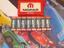 NOS 'MOPAR' 34P Spark Plugs.....Charger, Road Runner, Cuda, Challenger, GTX..