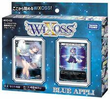 WXD-03 WIXOSS TCG Built Deck Blue Application