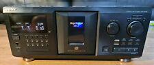 Sony CDP-CX350 300 DISCO CAMBIADOR CD PLAYER Juke Box Estéreo HiFi separados