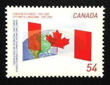 Canada #2331 MNH, Canadian Diplomacy Stamp 2009