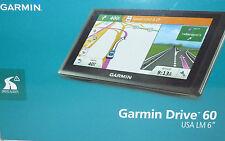 """Garmin Drive 60 USA LM 6"""" GPS"""