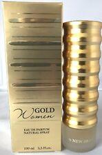 NB GOLD WOMEN EAU DE PARFUM PERFUME FRAGRANCE SPRAY FOR HER LADIES WOMEN 100ML