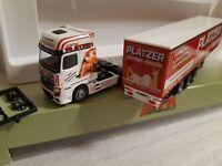 Actros 11  Platzer Handel Logistik Transport Austria - Espana   AWM 54414