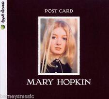 MARY HOPKIN ( NEW SEALED CD ) POST CARD (REMASTERED 2010 WITH 4 BONUS TRACKS)