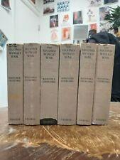 The Second World War 1949-1954 ~ Winston Churchill ~ First Edition ~ Rare