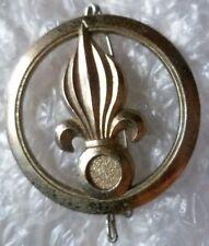 Badge- VINTAGE French Foreign Legion Cavalry Badge (Y.DELSART 89100 SENS marked)