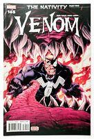 Venom #165 (2018 Marvel) Bagley The Nativity Pt 2, 1st Baby Symbiote Sleeper! NM