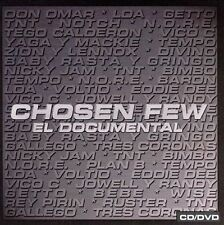 Chosen Few: El Documental [Bonus DVD] Various Artists Audio CD