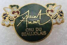 Pin's Boisson Saint Amour Cru du Beaujolais #1230