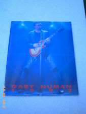 Gary Numan Fan Club Yearbook 1992. Colour, Glossy.New & Unopened. Ex-GNFC stock.