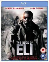 The Book Of Eli Blu-Ray Nuevo Blu-Ray (EBR5152)