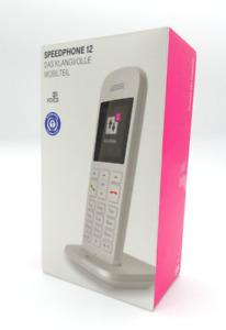 Telekom Speedphone 12 schnurloses Telefon DECT Farbdisplay Speedport, Fritzbox