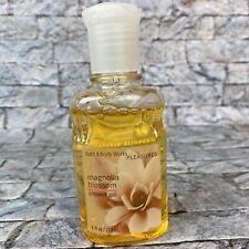 Bath and Body Works BBW Pleasures Magnolia Blossom Shower Gel 4 oz